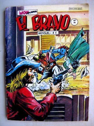 EL BRAVO N°44 Kekko Bravo - L'or maudit