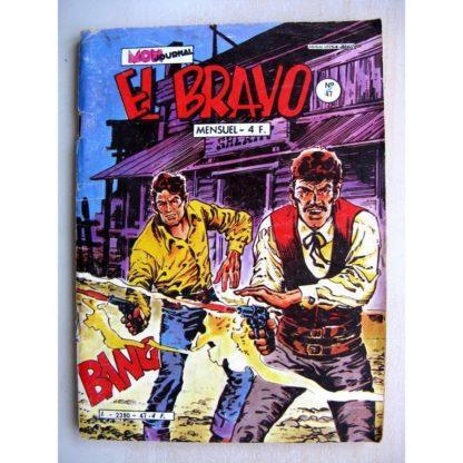 EL BRAVO N°47 Kekko Bravo - Le retour de Marvin Lodd