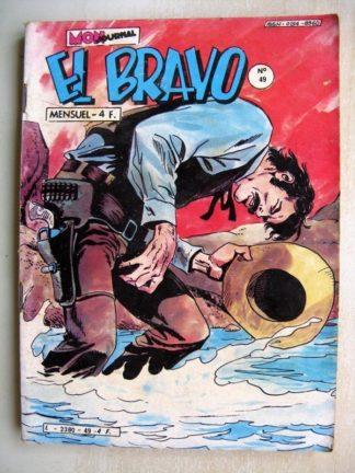 EL BRAVO N°49 Kekko Bravo - Les massacreurs