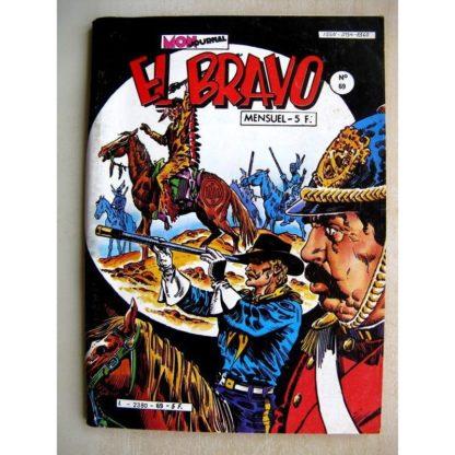 EL BRAVO N°69 Western Family - Soldat de devoir