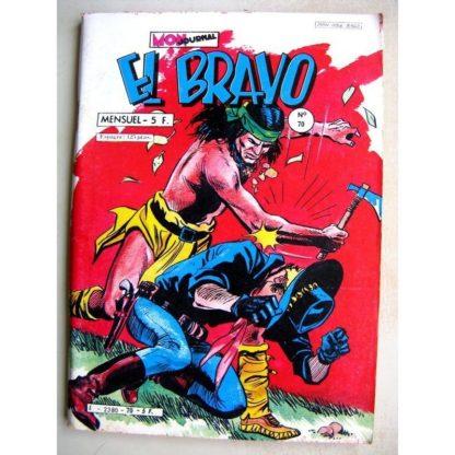 EL BRAVO N°70 Western Family - Le messager du malheur