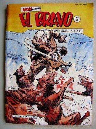 EL BRAVO N°76 Western Family - Le sang parle