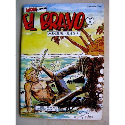 EL BRAVO N°83 Western Family - Le rêve de Taureau Assis
