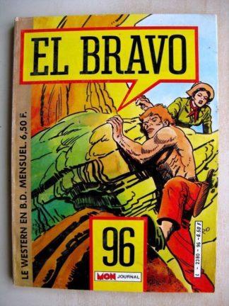 EL BRAVO N°96 Bronco et Ella - Infernale poursuite