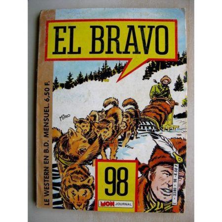 EL BRAVO N°98 Bronco et Ella - Chasse au trésor Sudiste