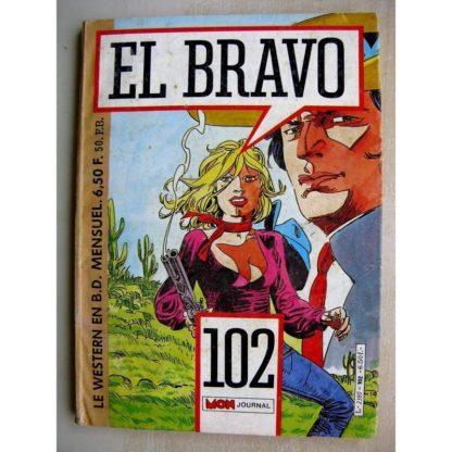 EL BRAVO N°102 Bronco et Ella - De Panama à San Francisco