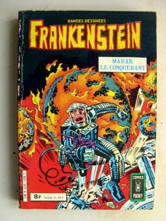 FRANKENSTEIN Recueil N°3272 (n°17,18) 2001 Odyssée de l'espace - Marak le conquérant - Intergalactica (Aredit)