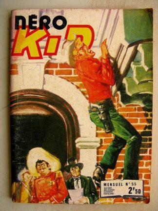 NERO KID N° 55 L'argent maudit - La dernière balle