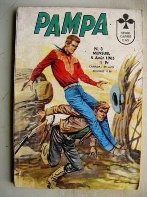 PAMPA N°3 JED PUMA (Ciel Rouge) LUG 1965
