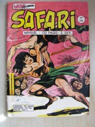 SAFARI N° 108 (Mon Journal 1976)
