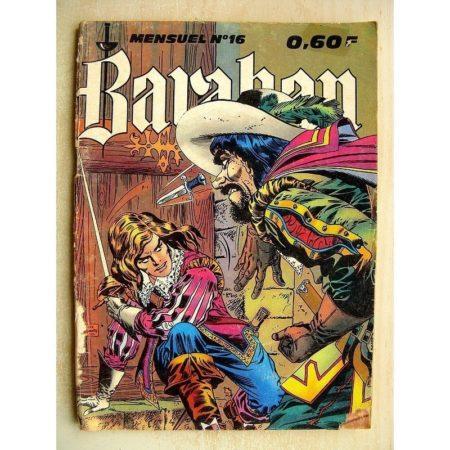 BARABAN 16 L'horrible menace (Impéria 1969)