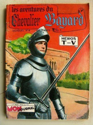 CHEVALIER BAYARD N° 4 Au service de la reine - TONY L'AUDACE (Andromède) DAN PANTHERE (Karimata) Mon Journal 1964