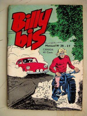 BILLY BIS N° 28 – Ringo Justice – Les Onze Faucons (Jeunesse et Vacances 1974)
