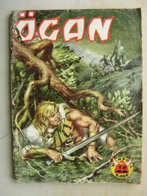 Ogan (le viking) N°19 L'épée d'Ogan (IMPERIA 1965)