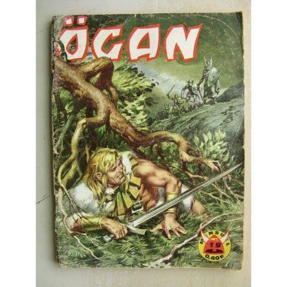ÖGAN (Ogan le viking) N° 19 L'épée d'Ogan (Impéria 1965)