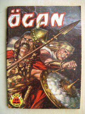 Ogan (le viking) N°22 Les maudits – Les mercenaires (IMPERIA 1965)