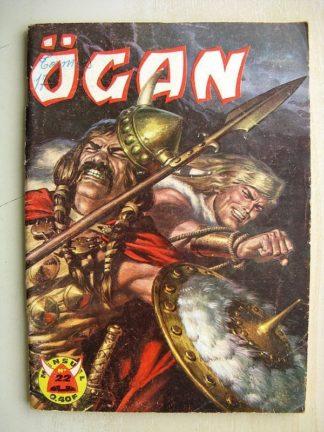 ÖGAN (Ogan le viking) N° 19 Les maudits - Les mercenaires (Impéria 1965)