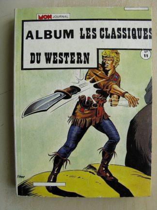 CLASSIQUES DU WESTERN (Mon Journal) ALBUM 11 : Carabina Slim