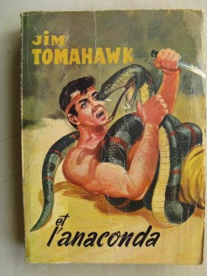 JIM TOMAHAWK ALBUM 4 – LA CITE DES INCAS (Ray Flo 1959)
