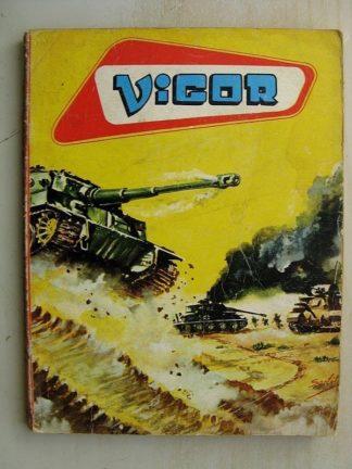 VIGOR ALBUM (N°48-49-50-51-52) Bob Corton - Lortac - Giordan (Artima 1958)