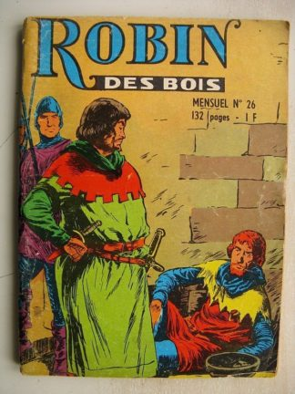 BD Petit Format - ROBIN DES BOIS N°26