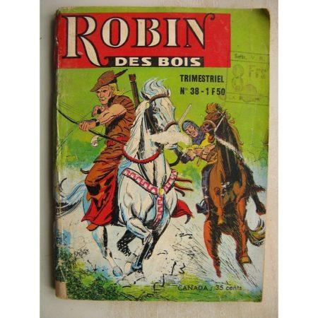 BD Petit Format - ROBIN DES BOIS N°38 La meute d'Andromas