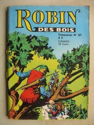 BD Petit Format - ROBIN DES BOIS N°57 La tour prend garde