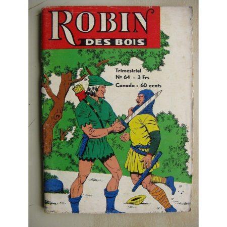 BD Petit Format ROBIN DES BOIS N°64 Le fugitif
