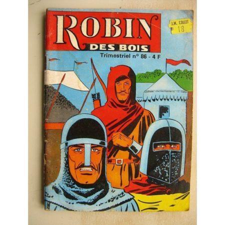 BD Petit Format - ROBIN DES BOIS N°86 L'anneau de rubis - Jeunesse