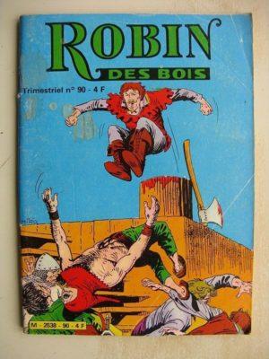 ROBIN DES BOIS N°90 Journée bien remplie – Jeunesse et Vacances 1981