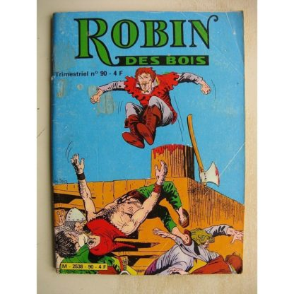 BD Petit Format - ROBIN DES BOIS N°90 Journée bien remplie