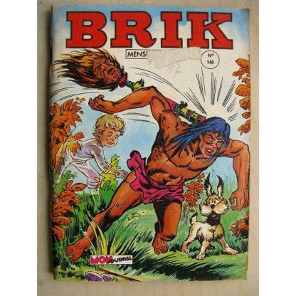 BRIK (Corsaire du Roi) N°140 A la reconquête de Liberté - Rok l'homme invisible (le diabolique Grand Ami)