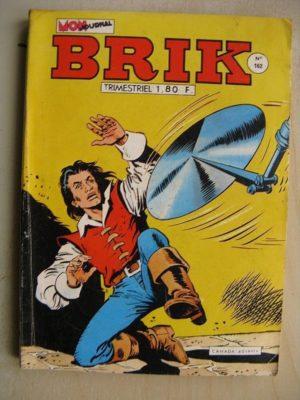 BRIK N°162 FISHBOY (Toujours plus fort) LE CORSAIRE DE FER (Les sortilèges de Cadabra)