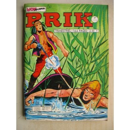 BRIK N°173 FISHBOY (L'aigle d'or) LE CORSAIRE DE FER (Le marquis de la Merlinouille)