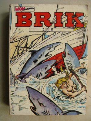 BRIK (Mon Journal) ALBUM 46 (N° 173-174-175)