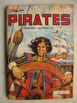 PIRATES (MON JOURNAL) n° 54 Captain Rik Erik – vengeance de la pieuvre jaune
