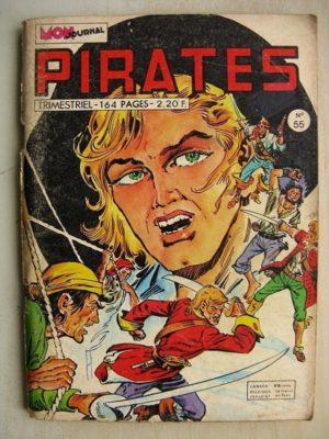 PIRATES (MON JOURNAL) n° 55 Captain Rik Erik