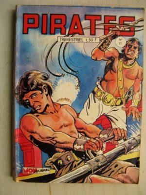 PIRATES (MON JOURNAL) n° 37 Brik – le galérien