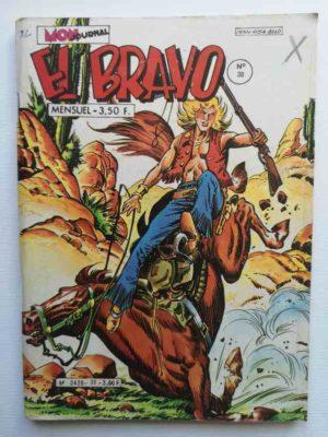 EL BRAVO (Mon Journal) N°38 Kekko Bravo – Les traîtres