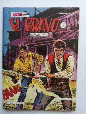 EL BRAVO (Mon Journal) N°47 Kekko Bravo – Le retour de Marvin Lodd