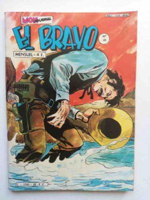 EL BRAVO (Mon Journal) N°49 Kekko Bravo – Les massacreurs