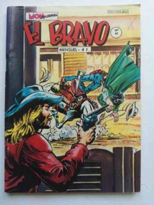 EL BRAVO (Mon Journal) N°44 Kekko Bravo – L'or maudit