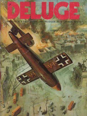 DELUGE N°3 Le vieux canon (Rhodos Presse 1974)