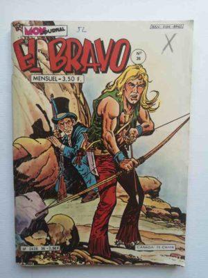 EL BRAVO (Mon Journal) N°36 Kekko Bravo – La nuit du mauvais coup