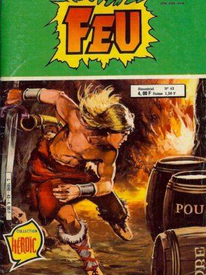 FEU N°43 Combats épique (Aredit 1983)