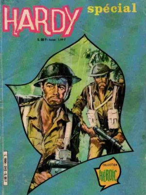 HARDY Spécial N°2 Opération Oméga – Aredit 1982