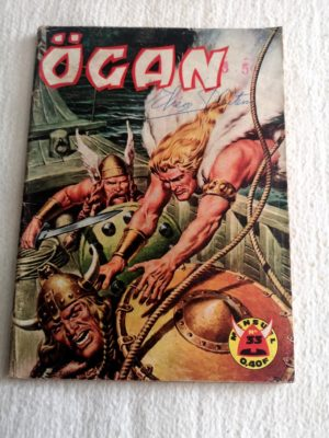 Ogan (le viking) N°33 IMPERIA 1966