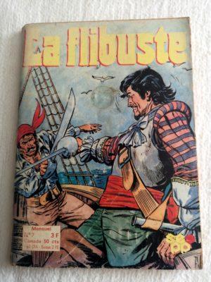 LA FLIBUSTE N°7 Le corsaire sans visage (SEPP 1977)