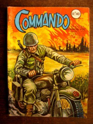 COMMANDO N°90 ARTIMA 1965