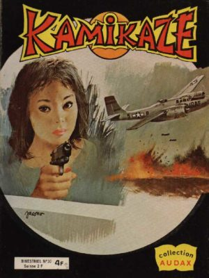 KAMIKAZE N°30 – Les combats de l'albatros – AREDIT 1981